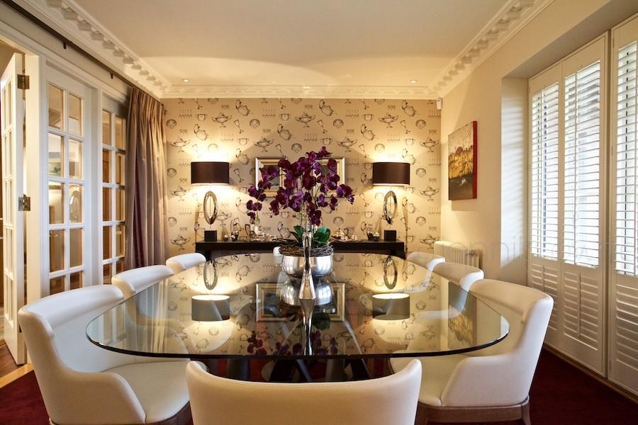 McNee Interiors diningroom