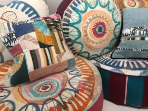 Tayberry Interiors cushions