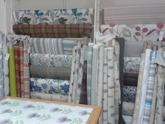 Acorn Fabrics & Interiors is a family run business established over 25 years ago.