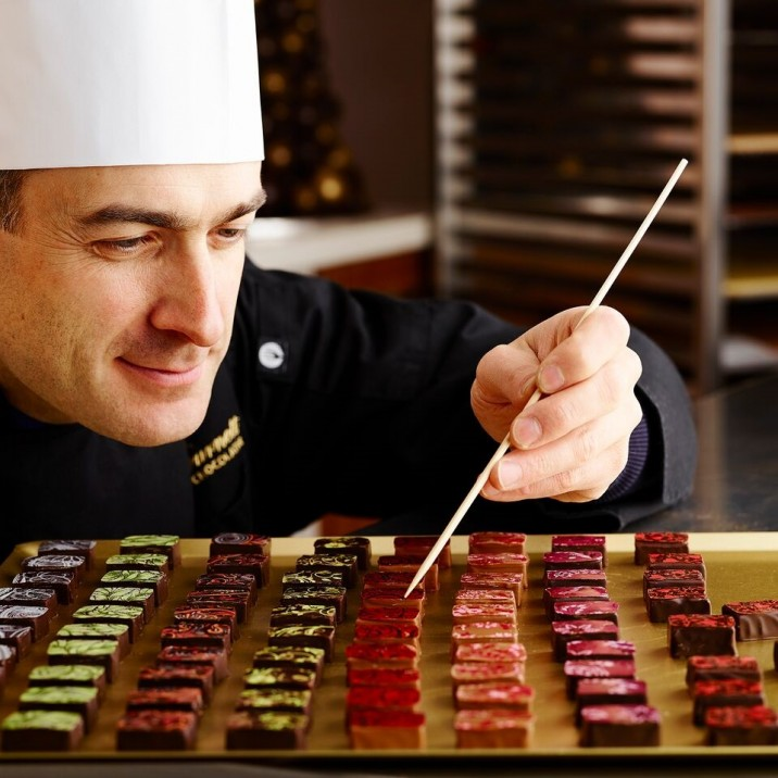 Highland Chocolatier Iain Burnett has been named as a Perth Pioneer in recognition of becoming one of the world�s most renowned truffle specialists � placing Perthshire and Scotland firmly on the world map.