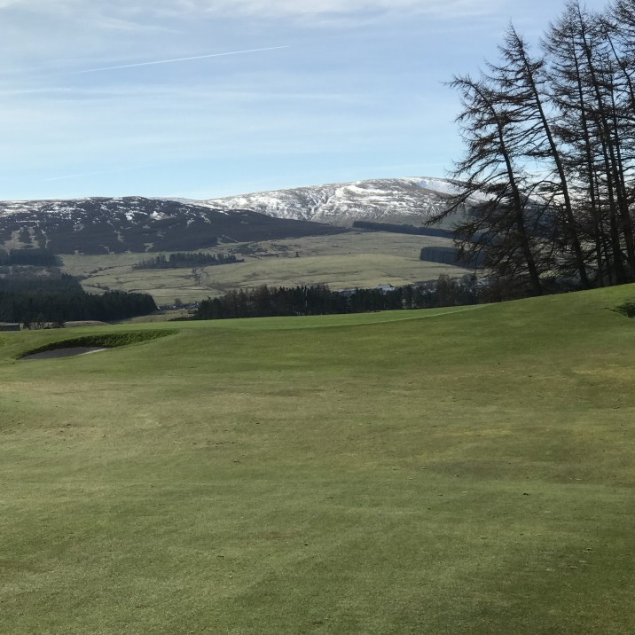 The Queens Course at Gleneagles