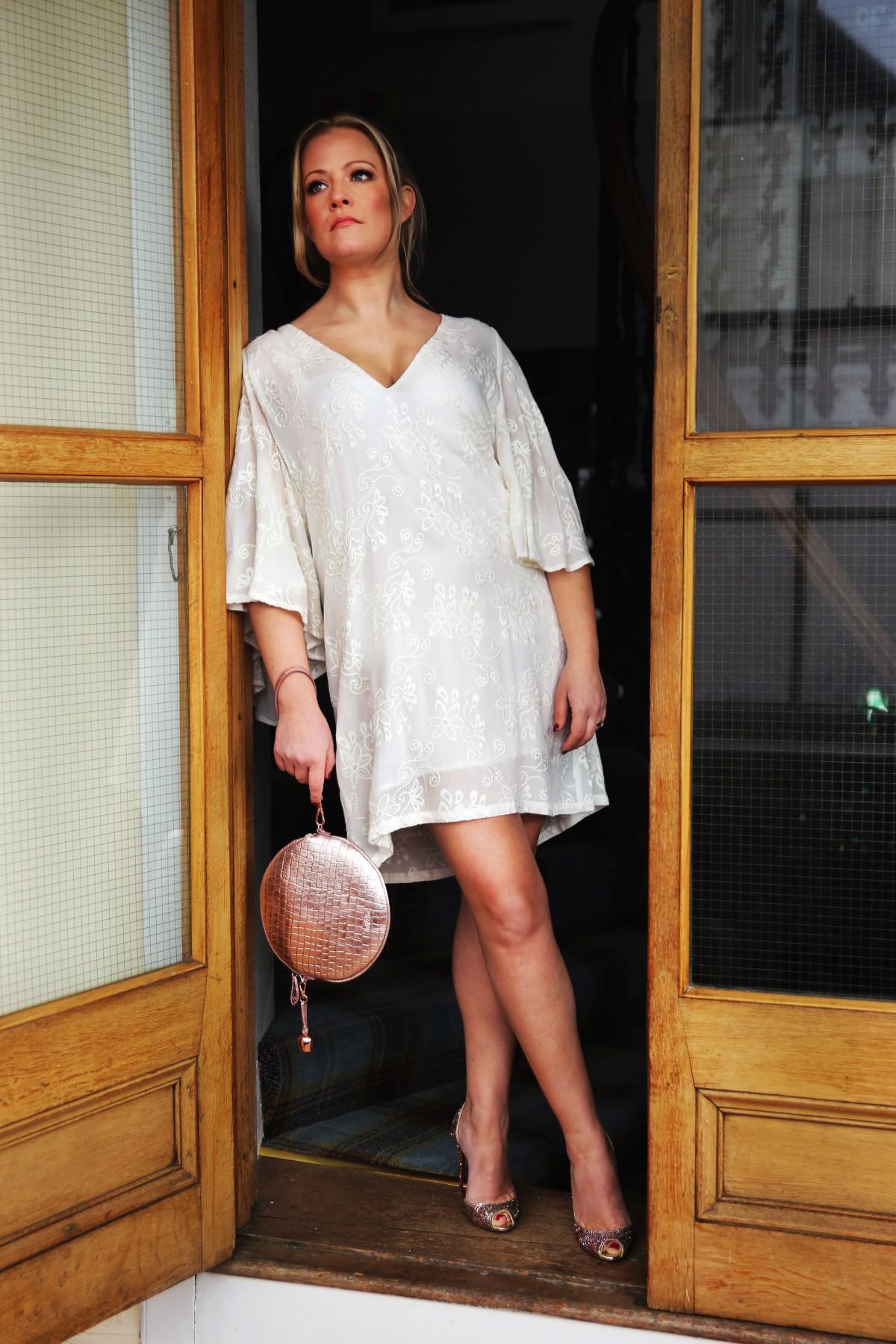 SS2017 White Dress