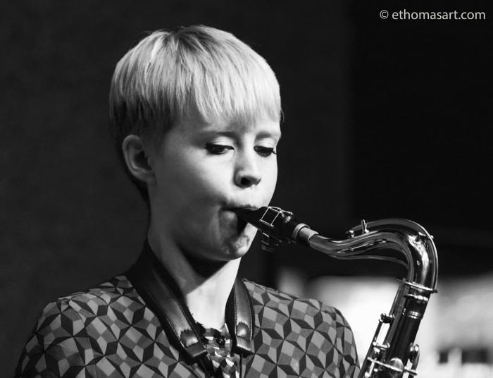 Helena Kay (tenor saxophone) and Peter Johnstone (piano) have been playing together since they met in the National Youth Jazz Orchestra of Scotland and the Tommy Smith Youth Jazz Orchestra.
