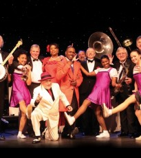 �Swinging at The Cotton Club� is the action-packed show celebrating the music, dance, and songs of the Cotton Club