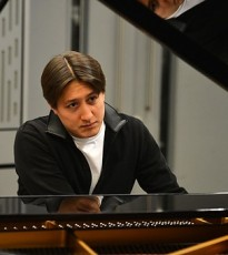 Conducted by Yuri Botnari with pianist Freddy Kempf