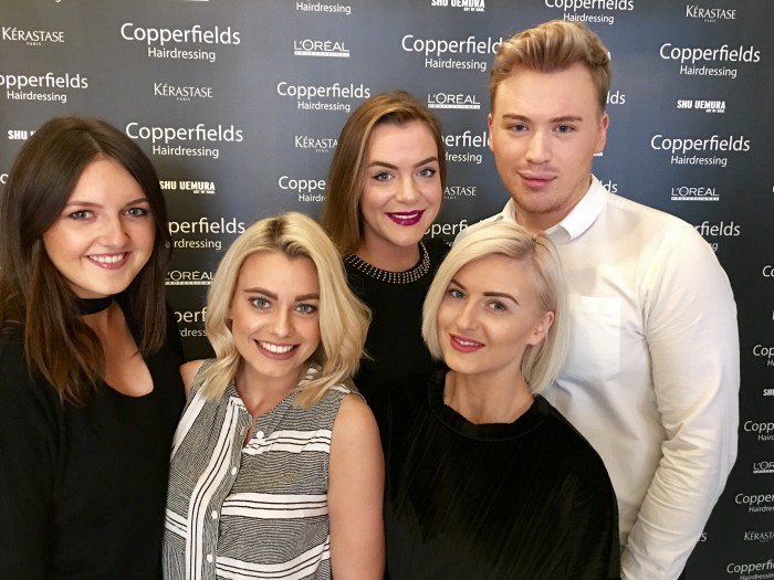 COPPERFIELDS - L'Oreal Colour Trophy