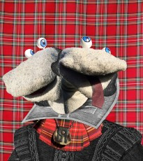 The Scottish Falsetto Sock Puppet Theatre is a comedy act that has to be seen to be believed