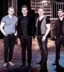 Skerryvore entered 2017 having, once again, been recognised as the Live Act of the Year 2016 at the MG Alba Scottish Traditional Music Awards, an award they previously won in 2011.