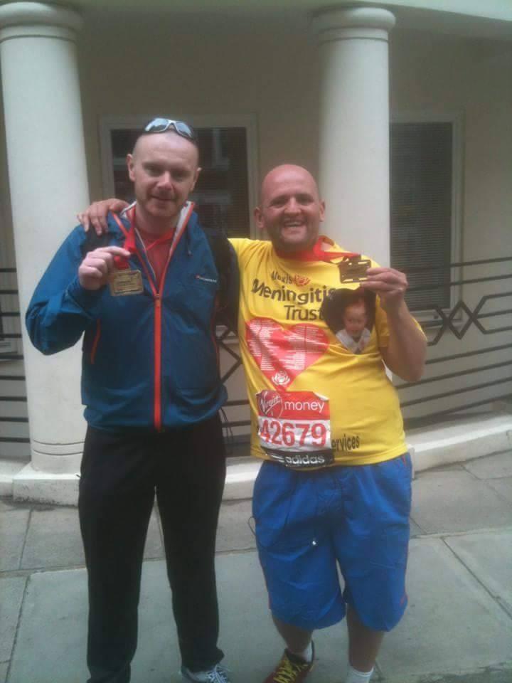 Alan Glynn 1st Marathon