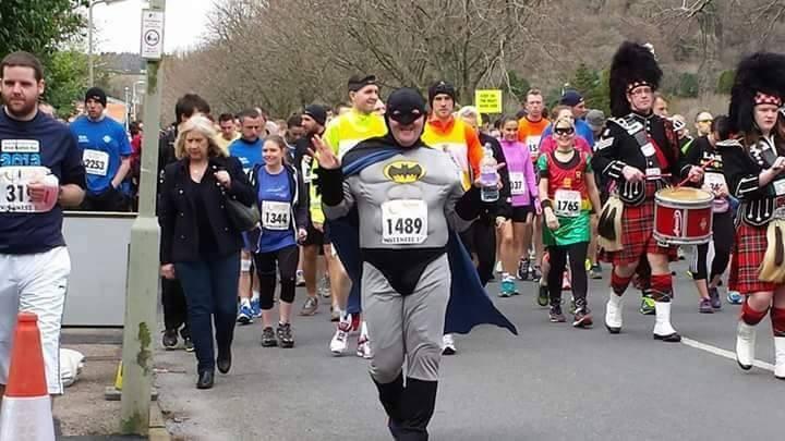 Alan Glynn - Batman