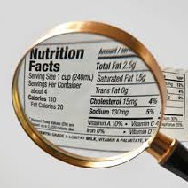 Optimise Me - Nutrition Facts