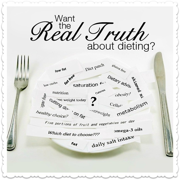 Optimise Me - Truth about Dieting