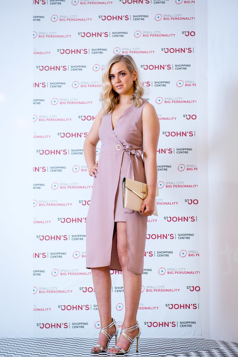 OBV Ladies Day Pink Dress