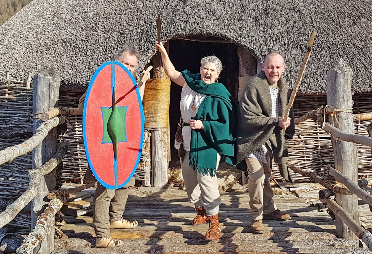 Crannog Celts