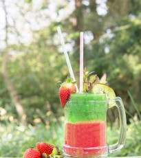 Rocablu Strawberry and Kiwi Mojito