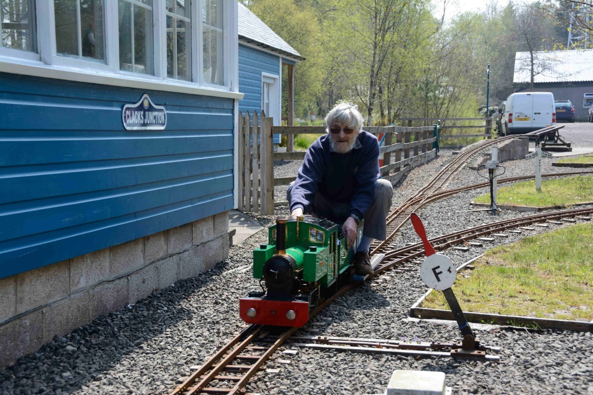 All Aboard for Tiny Trains!!!!