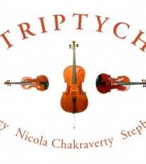 An evening of classical music for string trio including works by Handel, Haydn, Mozart, Schubert