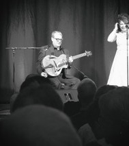 Martin Taylor and Alison Burns - 100 Years of Ella Fitzgerald Live at The Loft