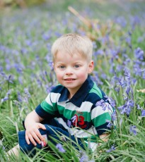 Beautiful Bloomin'  Bluebells!