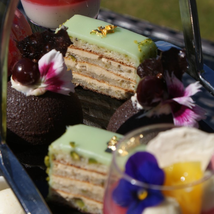 Fonab Afternoon Tea is classic with a modern twist