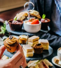 This firm local favourite in Perth also do a fabulous afternoon tea - perfect for sharing!