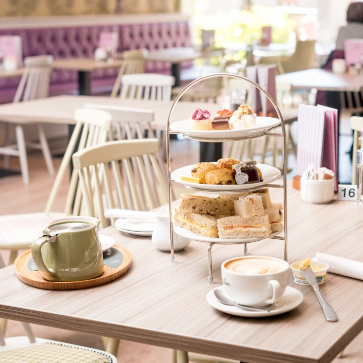 One of Perth's longest-standing coffee shops, Willows lies at the heart of the Cafe Quarter and offers breakfast, lunch, snacks and coffees seven days a week. WIN: Everyone's favourite afternoon out - win Afternoon Tea for Two with a glass of Prosecco each to really make things fizz! Worth £38.