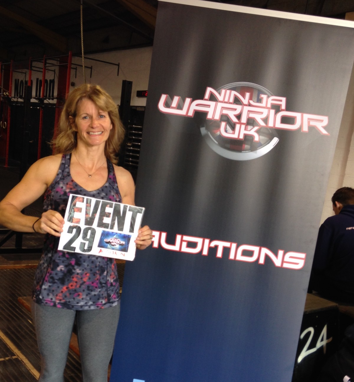 Workdays and Weekends - Cathy MacDonald Ninja Warrior