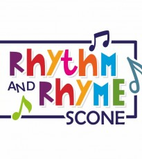 Rhythm & Rhyme Scone