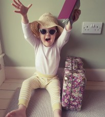 Top tips for travelling with babies and toddlers!