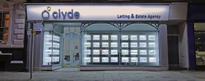 Clyde Property is a Scottish leading independent, multiple award winning estate and letting agent with almost 30 years� experience.