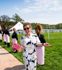 Ahead of the Gold Cup on Sunday, we caught up with the Chief Executive of Perth Racecourse, Hazel Peplinski, to chat about her first year in charge, big improvements and more!