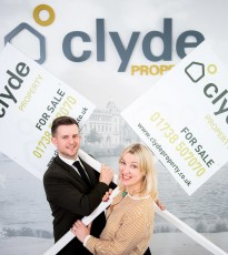 Small City, Big Personality announce the launch of their new Perthshire property section, created in partnership with Clyde property in Perth City Centre.
