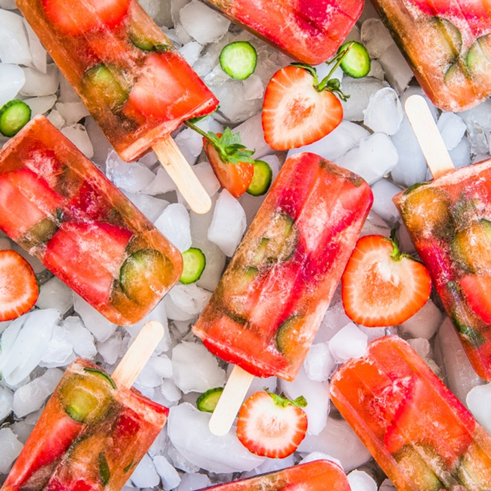 PIMMS LOLLIES - Close Up