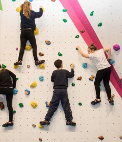 Activities for children and young people aged 7 – 16.