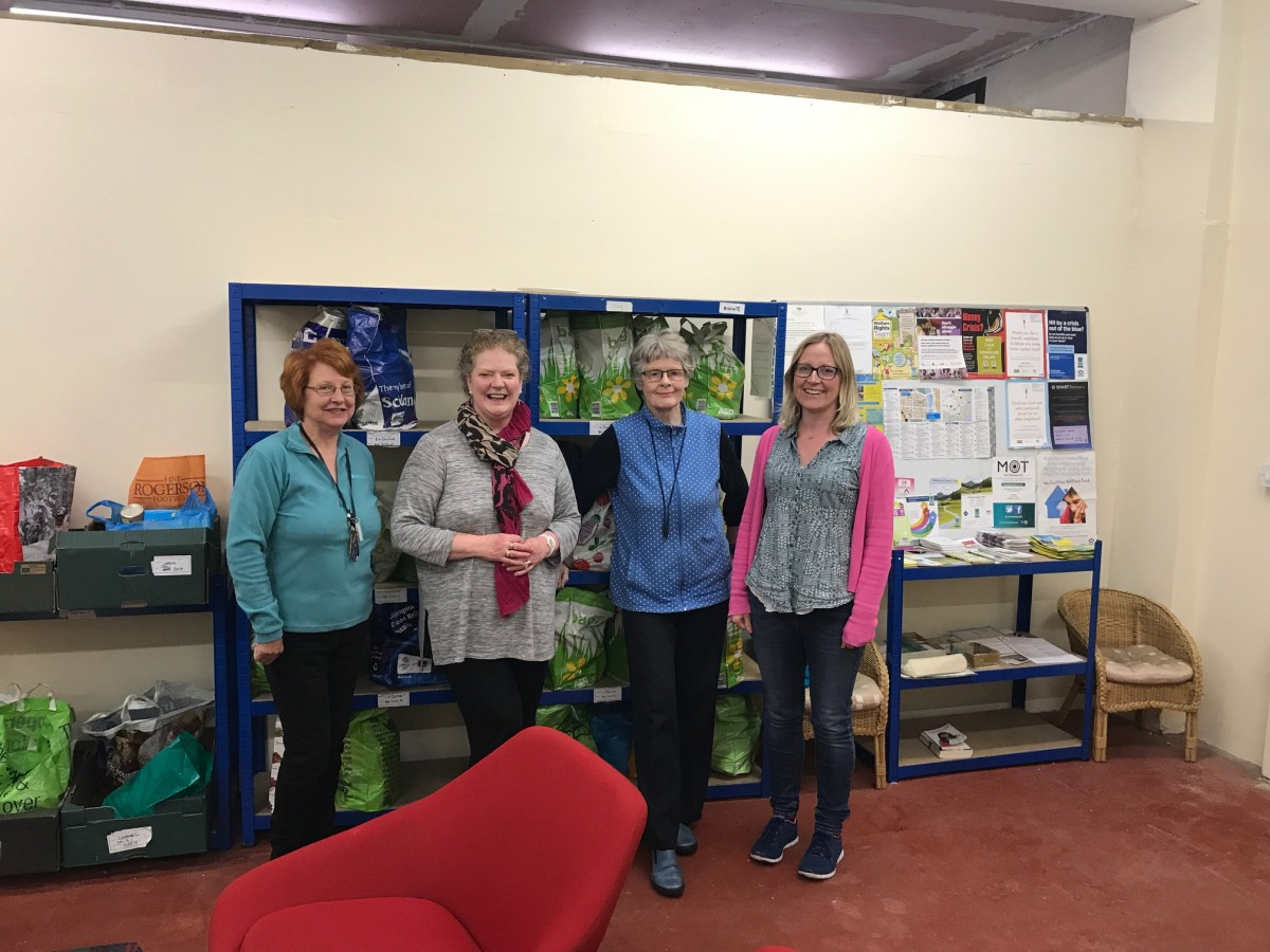 The Perth Foodbank Is There To Help People Who Are
