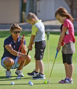 Free Golf for Youngsters at Kinross