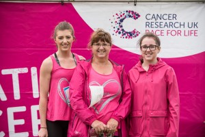 Pictures from the ActiviTAY event and the 2017 Cancer Research Race for Life
