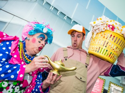 Perth Panto's Homecoming