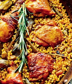 For one weekend only! Reids will be serving a selection of handmade tapas & Paella all cooked to order.