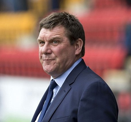 St. Johnstone - Tommy Wright