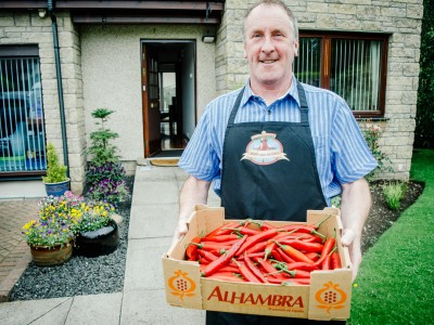 Allan's Chilli Products