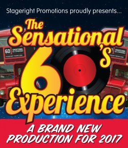 Without doubt this is the most explosive 60's show currently touring the UK arriving in Perth for one night only!