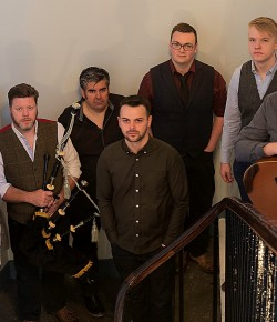 Skipinnish have rocketed to the top of the Scottish music scene recently and their ascent is accelerating!