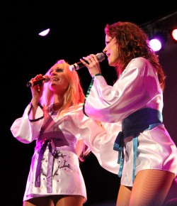 Thank You for the Music - Celebrate the 70's with the ultimate tribute to ABBA and the Bee Gees.