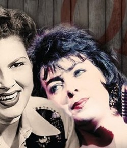 Sandy Kelly stars in this enthralling tribute to the music, life and times of one of the biggest ever country music stars.