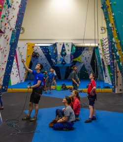 Perth College Climbing Centre