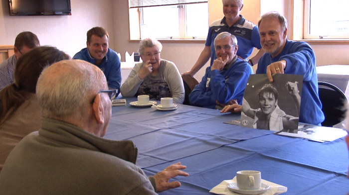 Saints in the Community - Football Memories