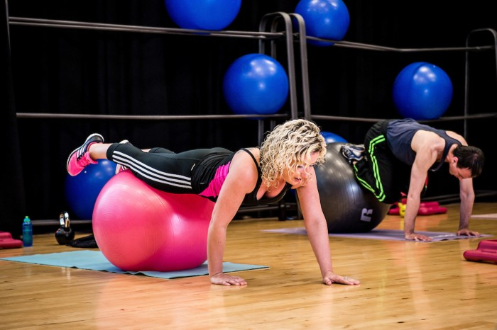Live Active - HIIT Plank