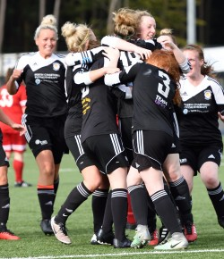 Girls Aiming for Cup Upset