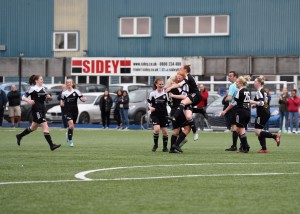 Perthshire boasts some fantastic women's footballers and there are more to come according to the SFA's Sam Milne